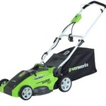 Greenworks 25142 Electric Lawn Mower Review