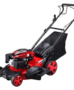 BlackShark27kW-3600rpm-19-Inch-159cc-Hand-Push-Gas-Powered-Lawn-Mower-0