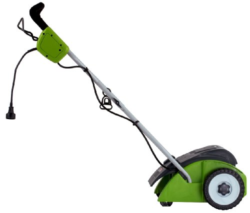 Greenworks 27022 Corded Dethatcher Electric Lawn Mowers