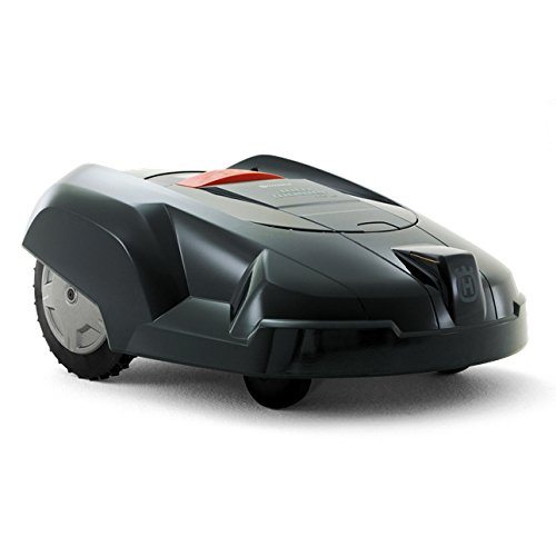 Husqvarna outdoor robotic mower electric lawn mowers for Husqvarna robot