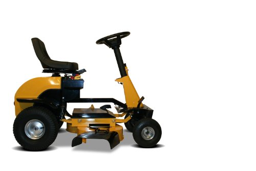 Recharge Mower G2 Rm12 Cordless Electric Riding Lawn Mower