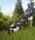 WORX-WG719-13-Amp-Caster-Wheeled-Electric-Lawn-Mower-19-Inch-0-2