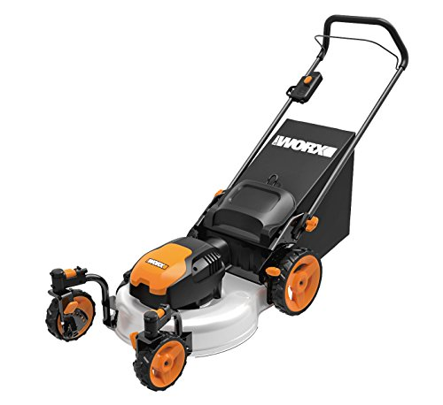 WORX-WG719-13-Amp-Caster-Wheeled-Electric-Lawn-Mower-19-Inch-0