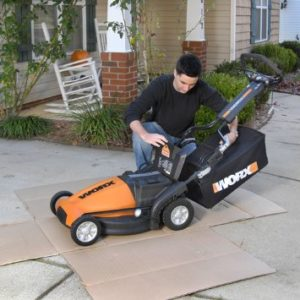 WORX-WG788-19-Inch-36-Volt-Cordless-3-In-1-Lawn-Mower-With-Removable-Battery-IntelliCut-0-3