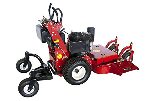 36 Inch Bradley Stand On Zero Turn Commercial Mower