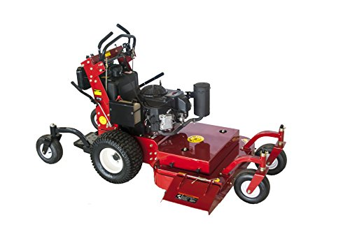 Stand Behind Lawn Mower >> 36 inch Bradley Stand-On Zero Turn Commercial Mower ...