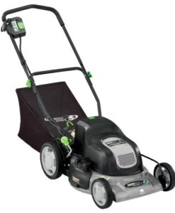 aeg electric lawn mower review